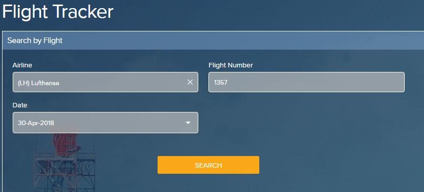 Flight-stats-tracker