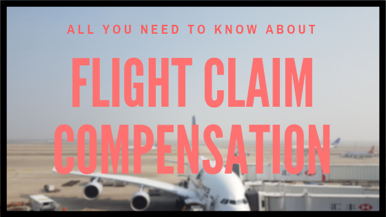 Flight delay compensation