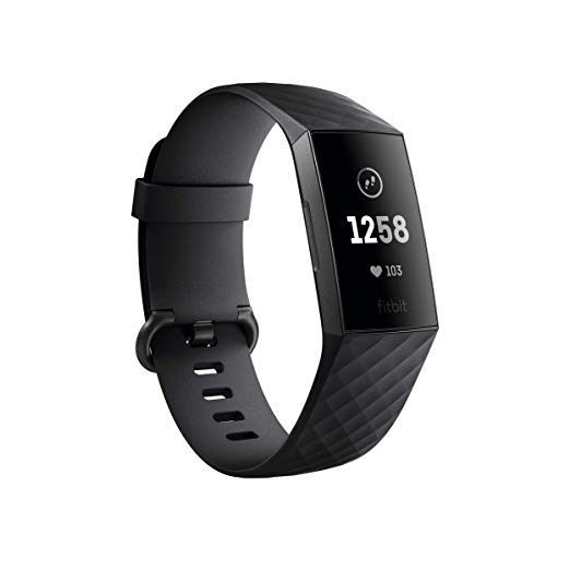 best gifts for travelers - FitBit Charge 3