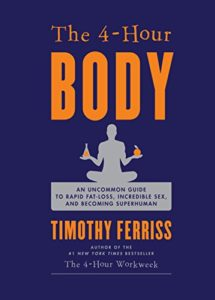 best gifts for travelers - The 4 Hour Body