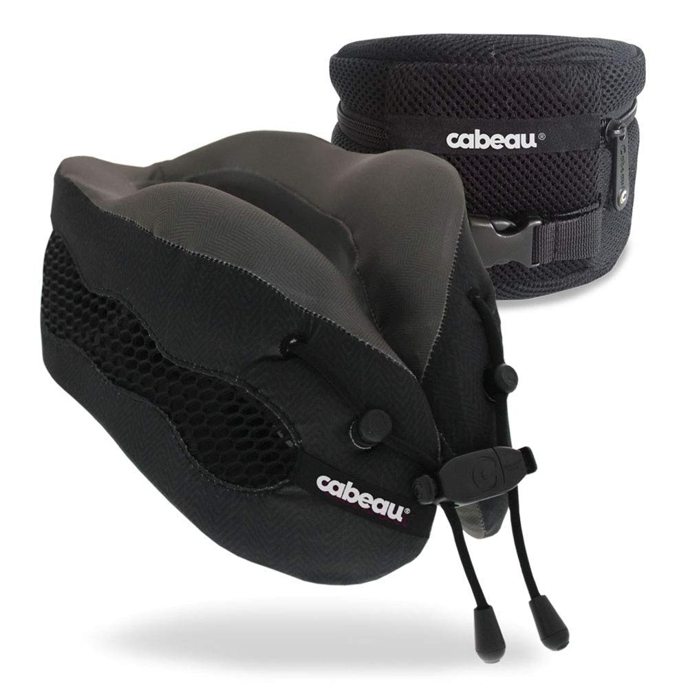 best gifts for travelers - cabeau pillow