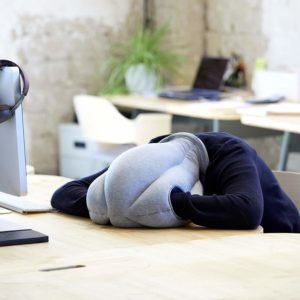 best gifts for travelers - ostrich pillow