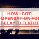 Airhelp Review – How I Got Compensation For a Delayed Flight