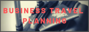 Business Travel Planning Category