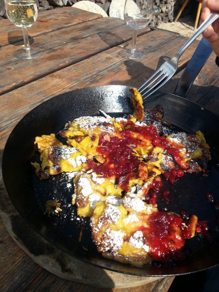 Best Place to Ski With Kids - Kaiserschmarrn