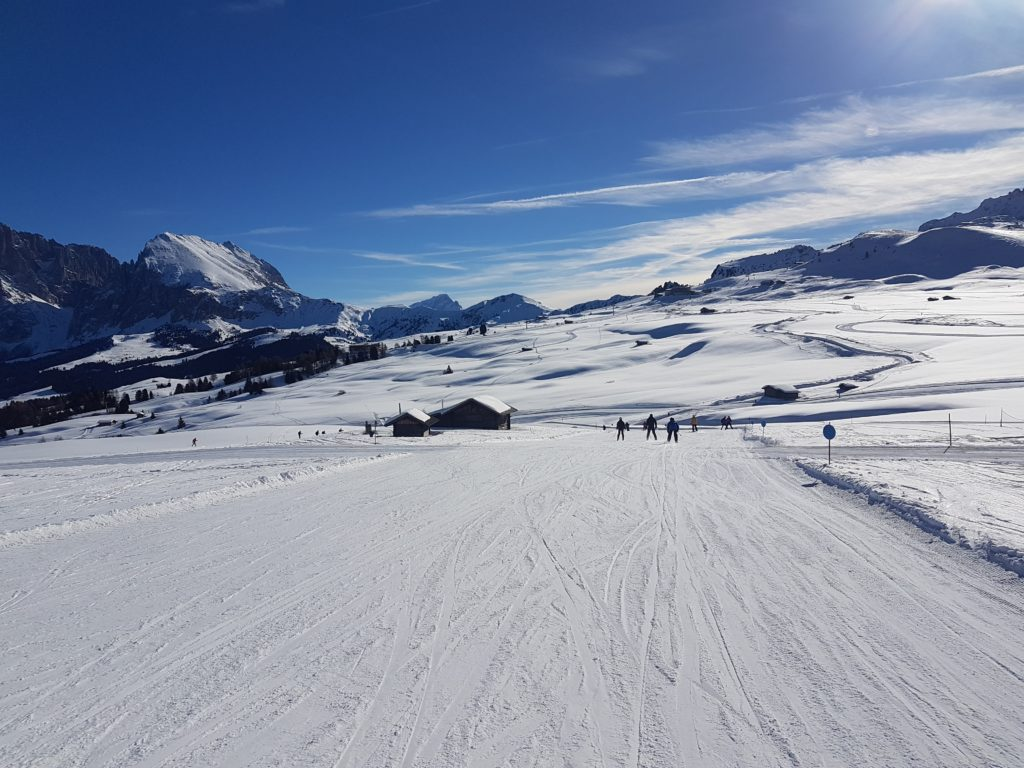 Best Place to Ski With Kids - Paradiso