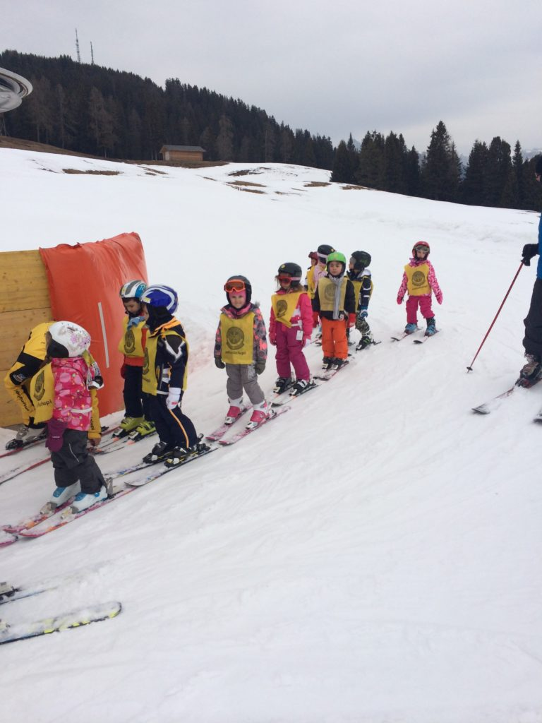 Best Place to Ski With Kids - Ski School Saslong 2