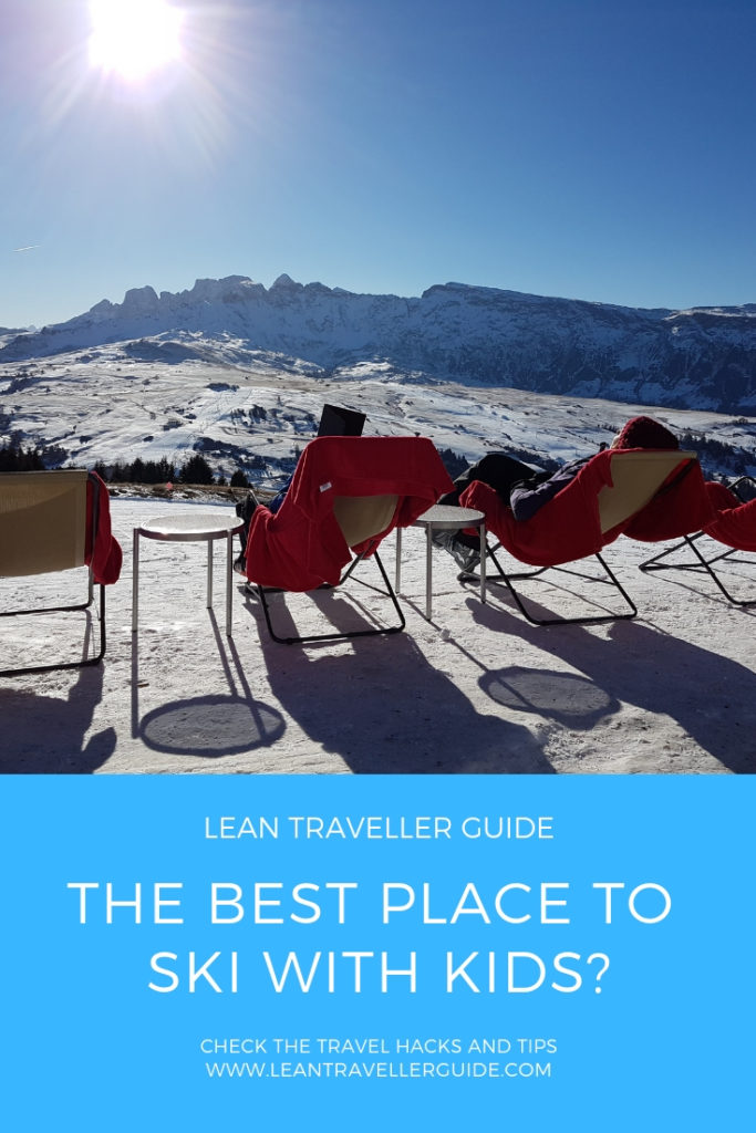The Best Place to Ski With Kids - Pintrest