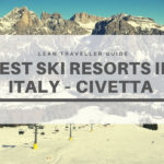 Best Ski Resorts in Italy – Civetta Ski Region