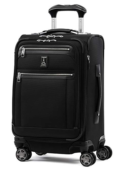 Universal Carry On Size - Travelpro Platinum Elite 20'' Spinner