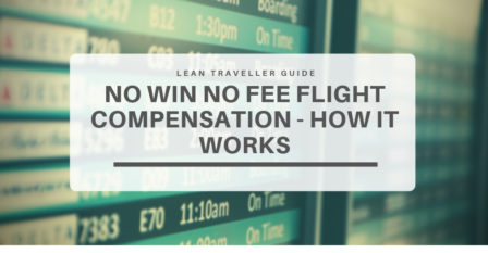 No Win No Fee Flight Compensation - featured image