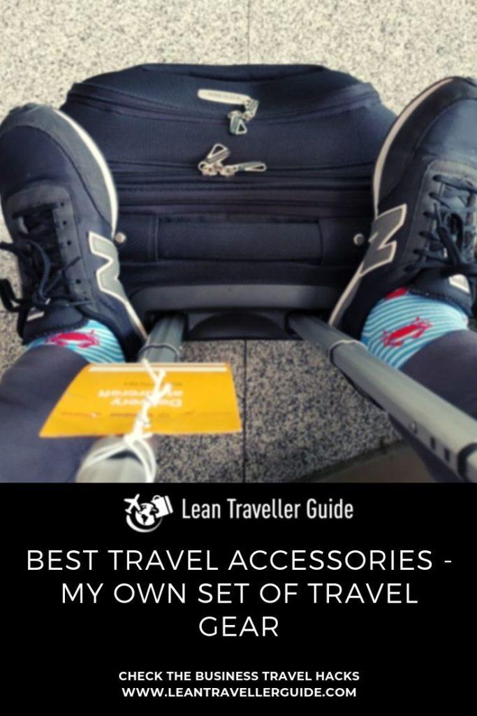 Best Travel Accessories – Pinterest