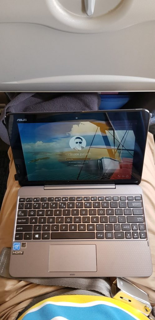 Asus Transformer Book - one of the Best Travel Accessories