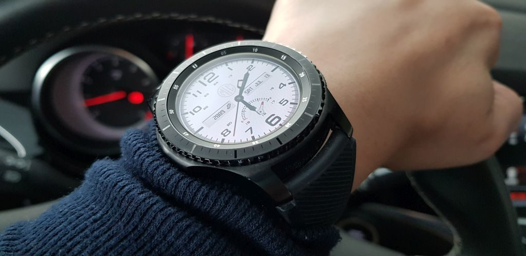 Samcung Gear S3 Frontier