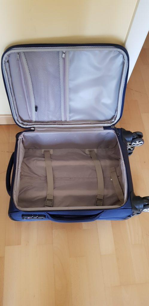 soft shell carry on bag