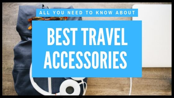 Best travel accessories - button