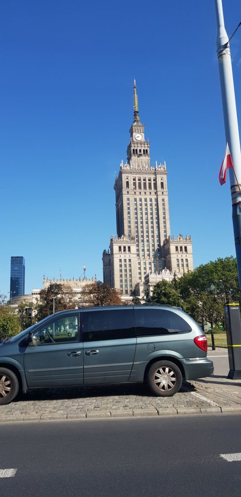 What to See in Warsaw -  Palace of Culture and Science in Warsaw
