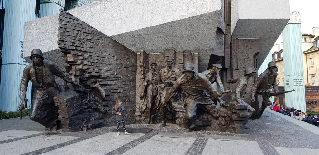 What to See in Warsaw - Monument of the Warsaw Uprising