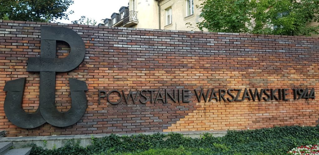 What to See in Warsaw - Monument of the Warsaw Uprising 2
