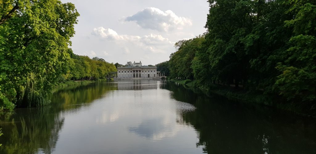 The Palace on the Isle