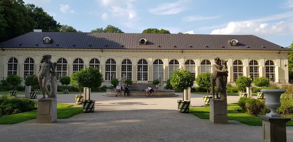 What to See in Warsaw - Royal Orangery