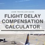 Flight Delay Compensation Calculator Based on EU241 Directive