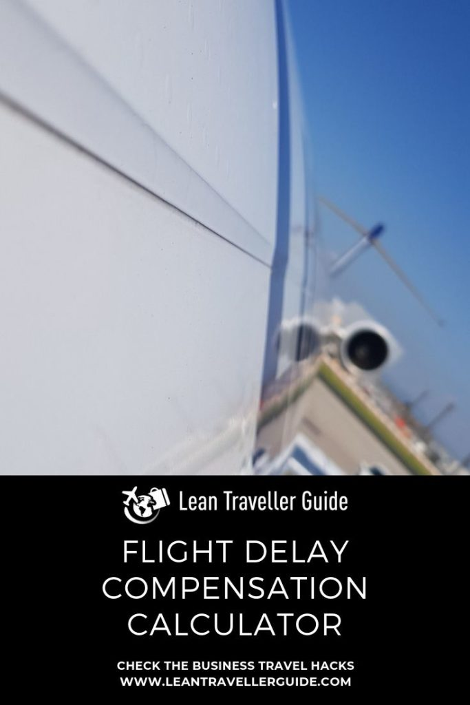 Flight Delay Compensation Calculator Pintrest