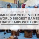 Gamescom 2019 – Visiting World Biggest Games Trade Fairs With Kids
