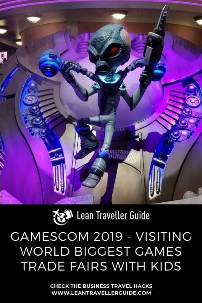 Gamescom 2019 - Pintrest