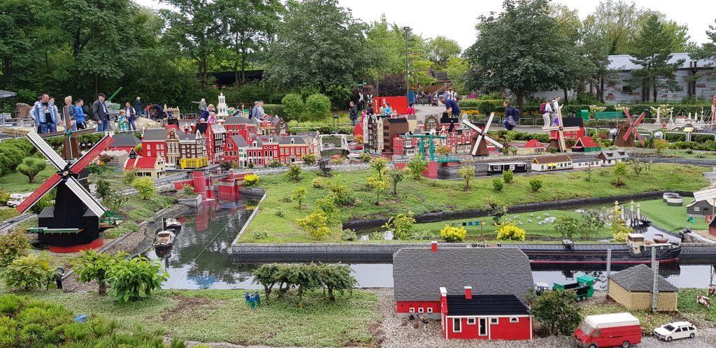 Miniland in Legoland Deutschland