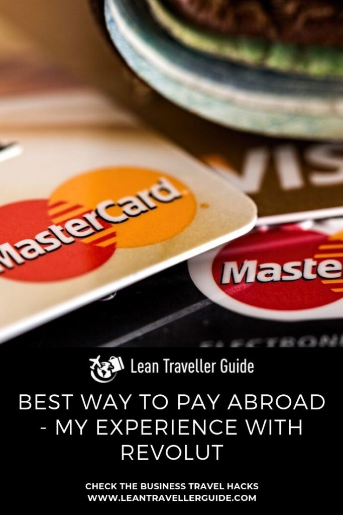 Best Way to Pay Abroad - Pintrest