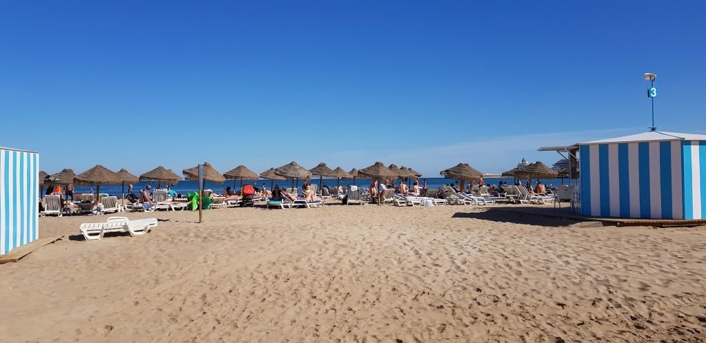 Valencia beach - don't miss that if you stay for 5 days in Valencia