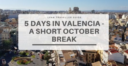 5 Days in Valencia - featured image