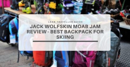 Jack Wolfskin Moab Jam Review