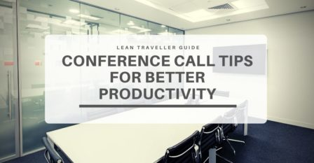 Conference Call Tips for Better Productivity