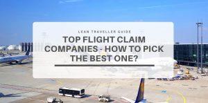 Top Flight Claim Companies - Featured Image
