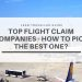 Top flight claim companies - how to pick the best flight claim management company?